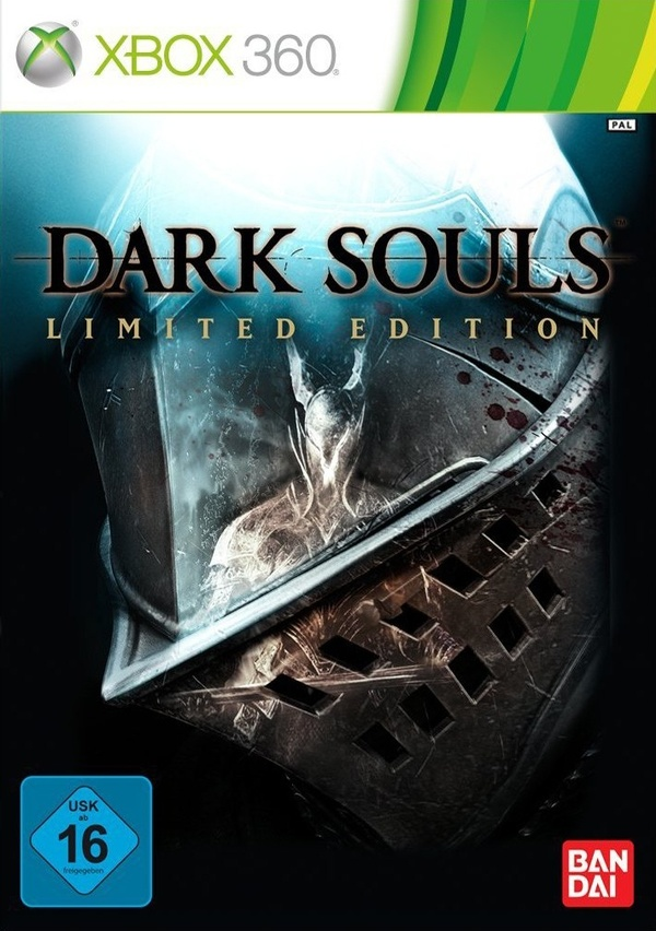 Cover zu Dark Souls