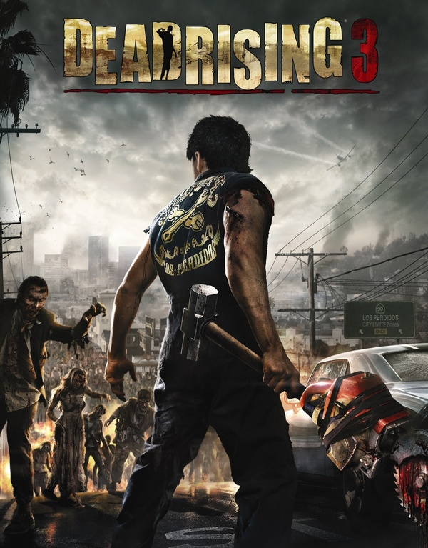 Cover zu Dead Rising 3