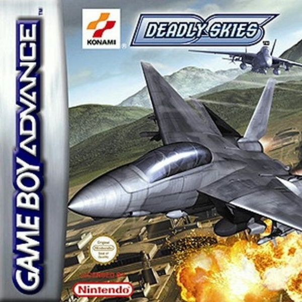 Cover zu Deadly Skies