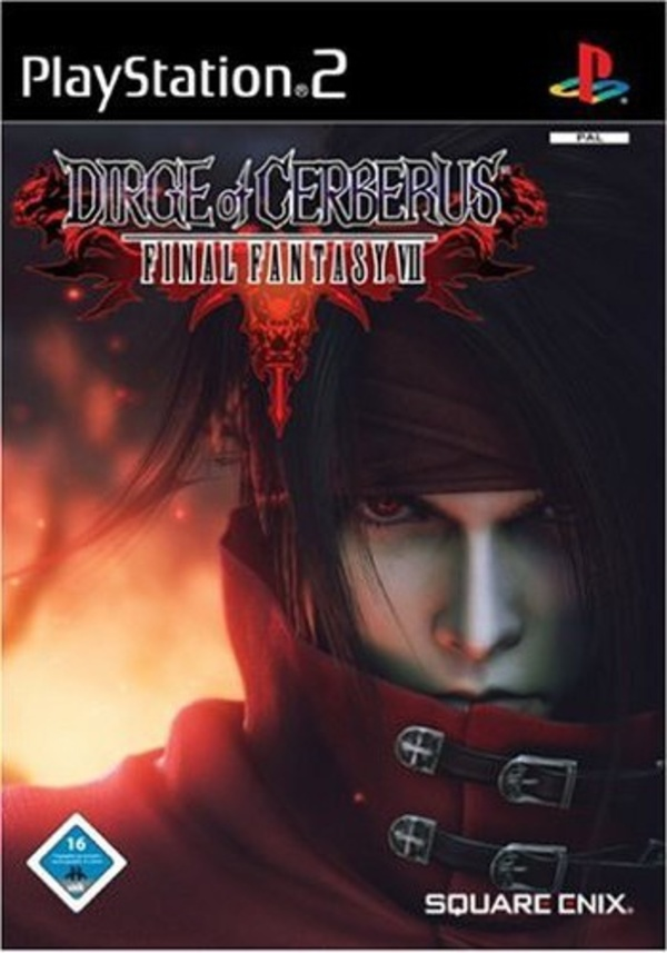 Cover zu Dirge of Cerberus: Final Fantasy VII