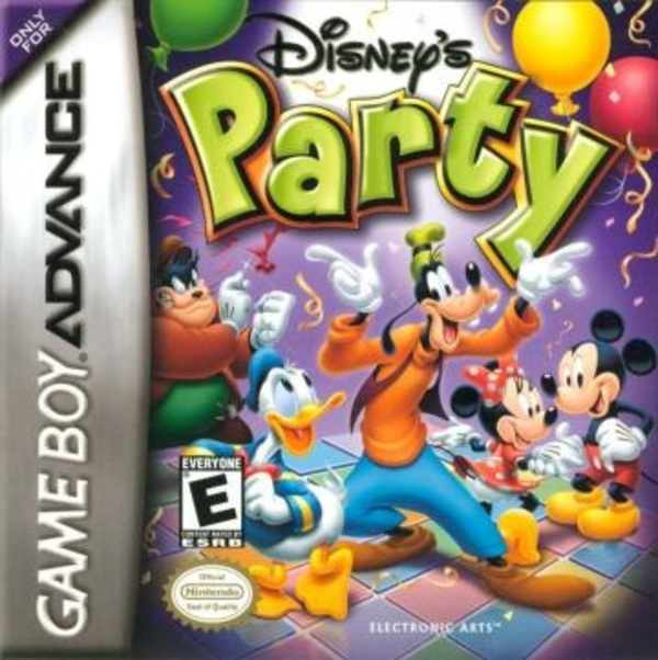 Cover zu Disney's Party