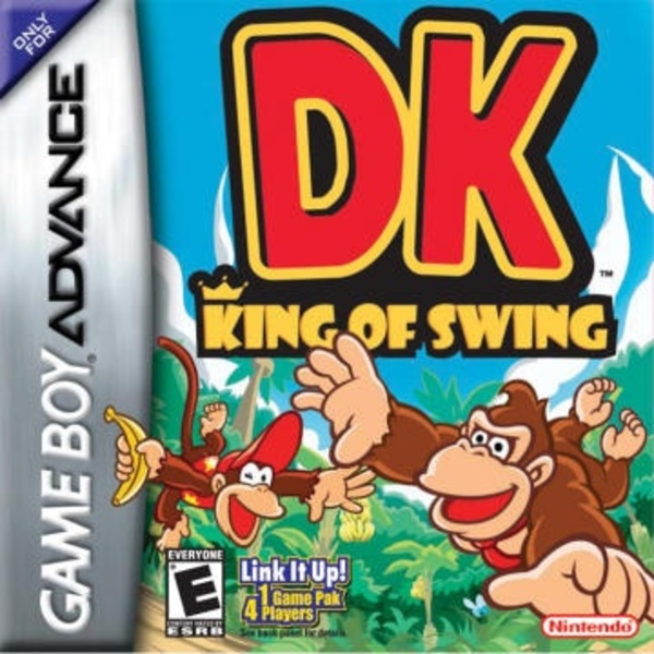 Cover zu DK: King of Swing