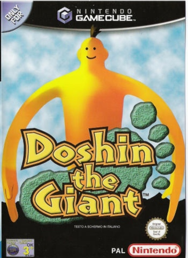 Cover zu Doshin the Giant