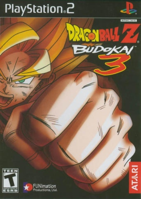 Cover zu Dragon Ball Z: Budokai 3