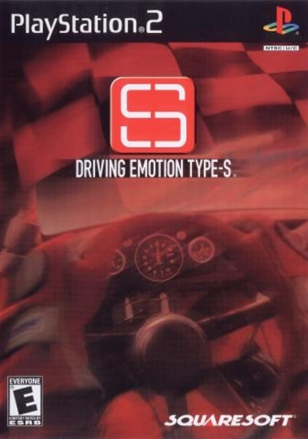 Cover zu Driving Emotion Type-S