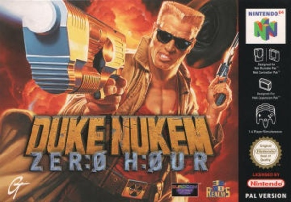 Cover zu Duke Nukem: Zero Hour