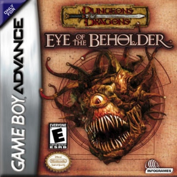 Cover zu Dungeons & Dragons: Eye of the Beholder