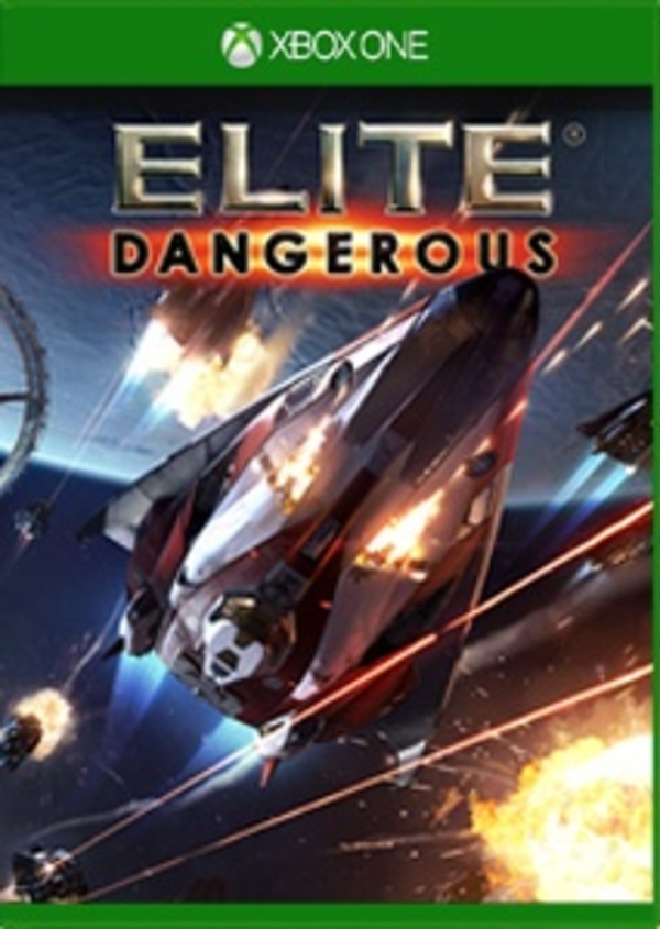 Cover zu Elite: Dangerous