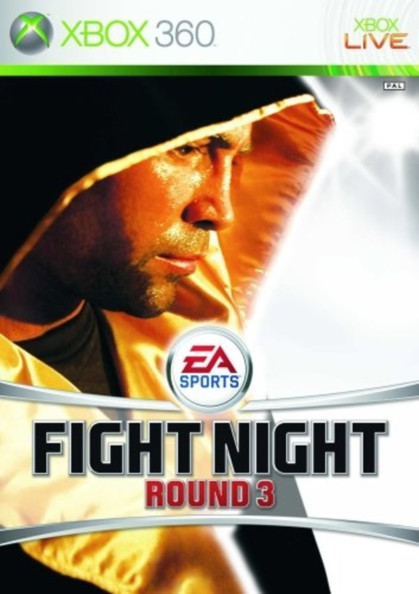 Cover zu Fight Night Round 3