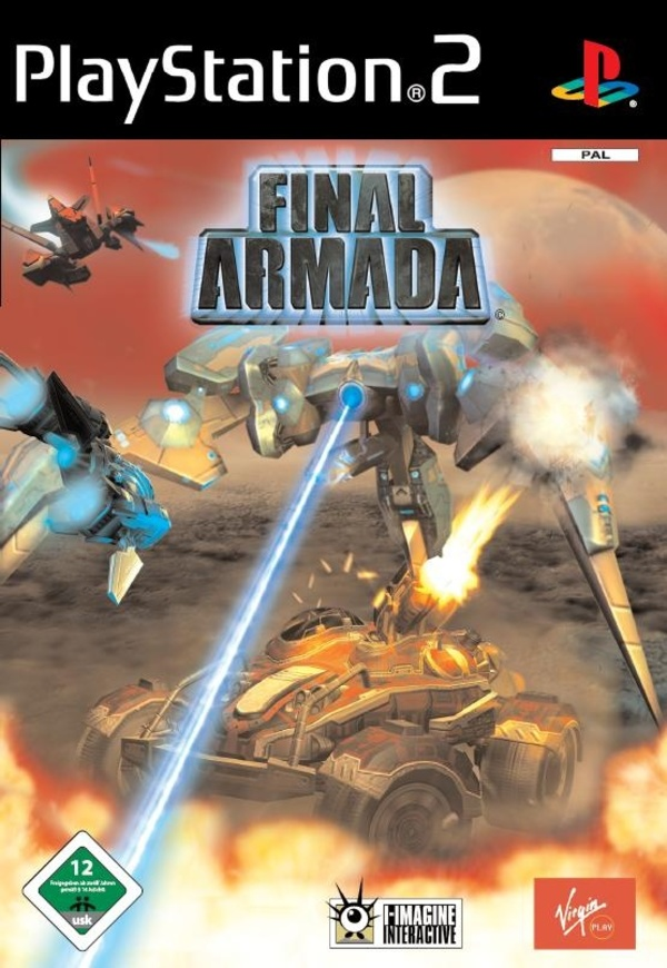 Cover zu Final Armada