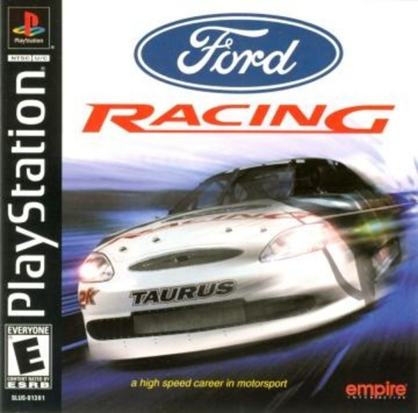 Cover zu Ford Racing