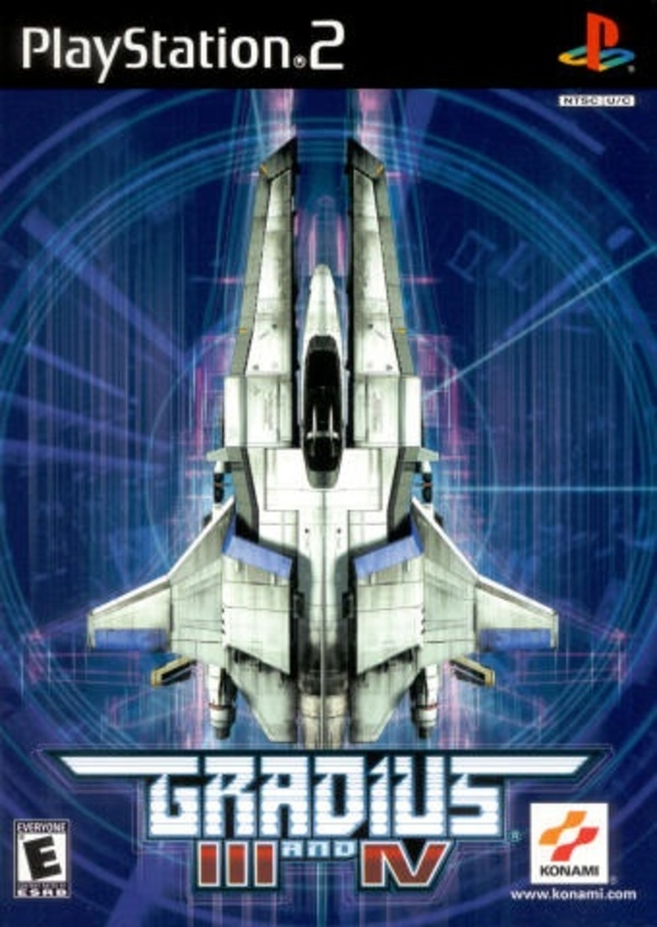 Cover zu Gradius III and IV