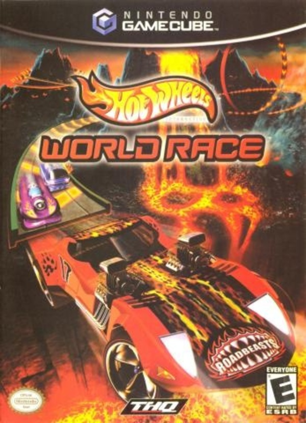 Cover zu Hot Wheels: World Race