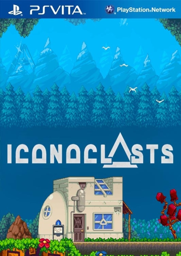 Cover zu Iconoclasts