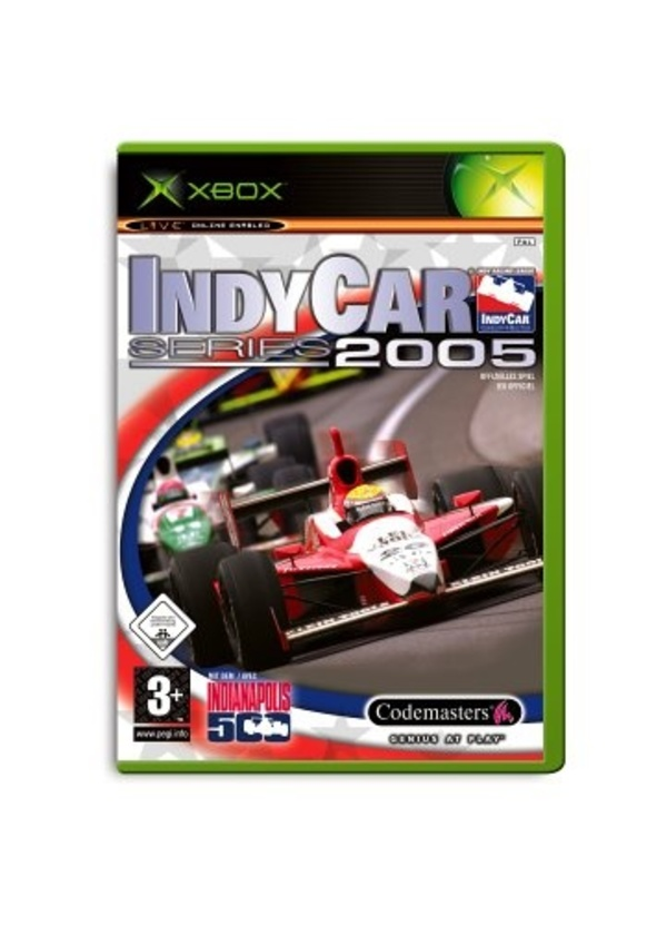 Cover zu IndyCar Series 2005