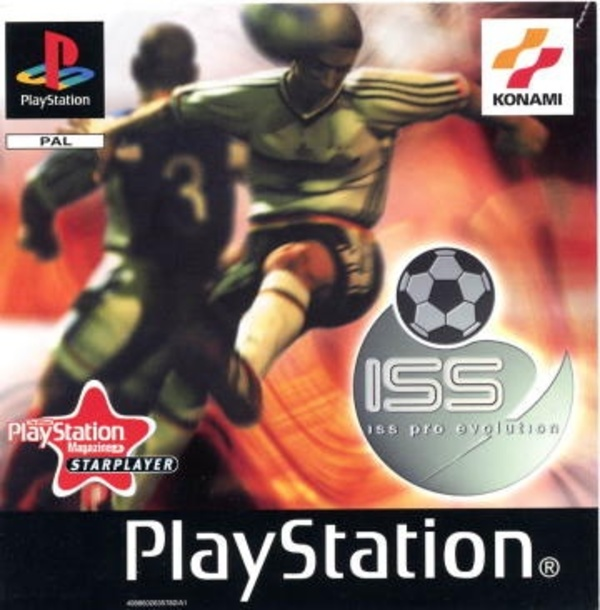 Cover zu ISS Pro Evolution