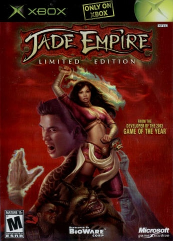Cover zu Jade Empire (Limited Edition)