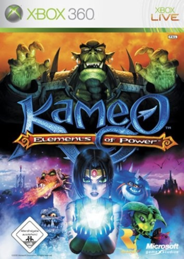 Cover zu Kameo: Elements of Power