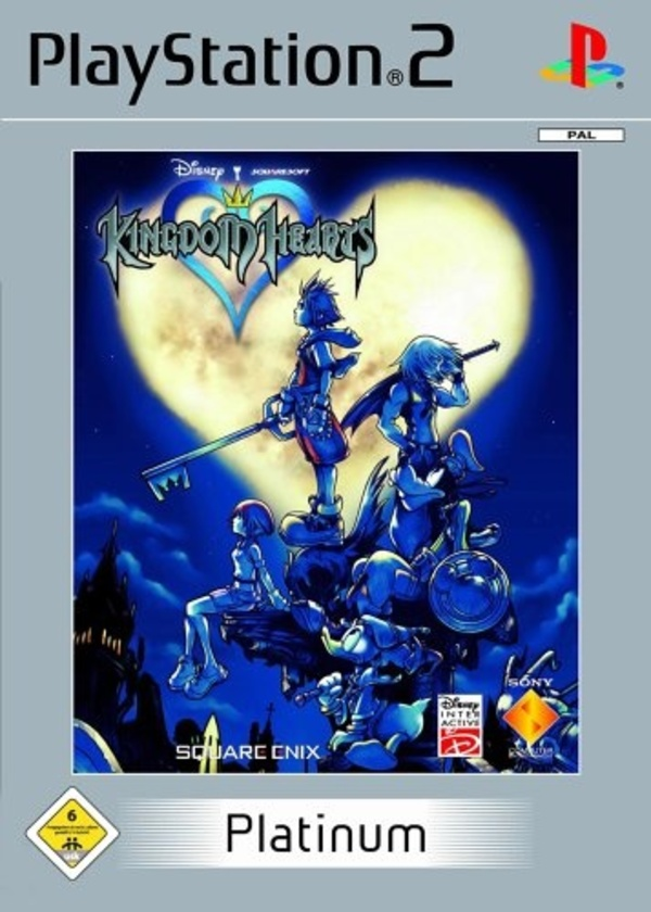 Cover zu Kingdom Hearts