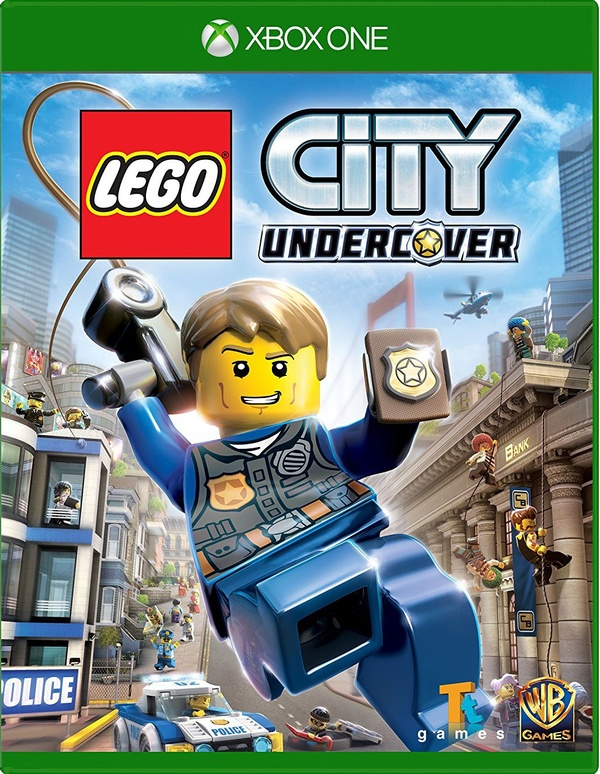 Cover zu LEGO City Undercover
