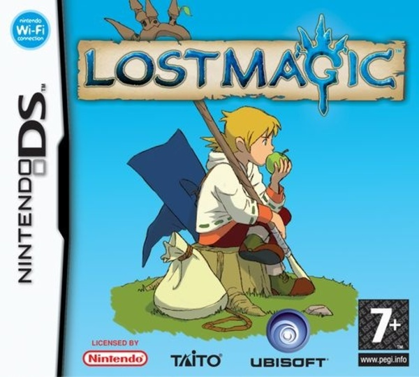 Cover zu Lost Magic