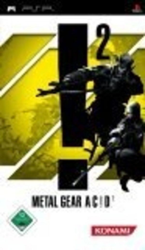 Cover zu Metal Gear Acid 2