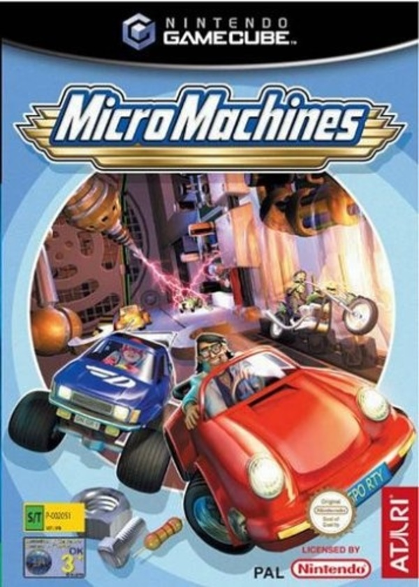 Cover zu Micro Machines