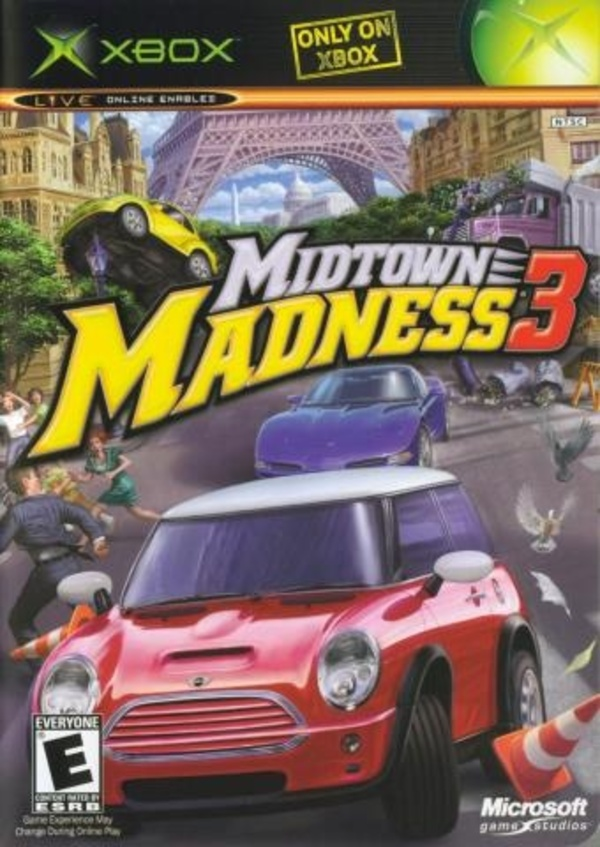 Cover zu Midtown Madness 3