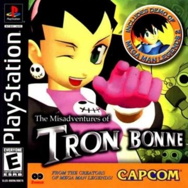 Cover zu Misadventures of Tron Bonne, The