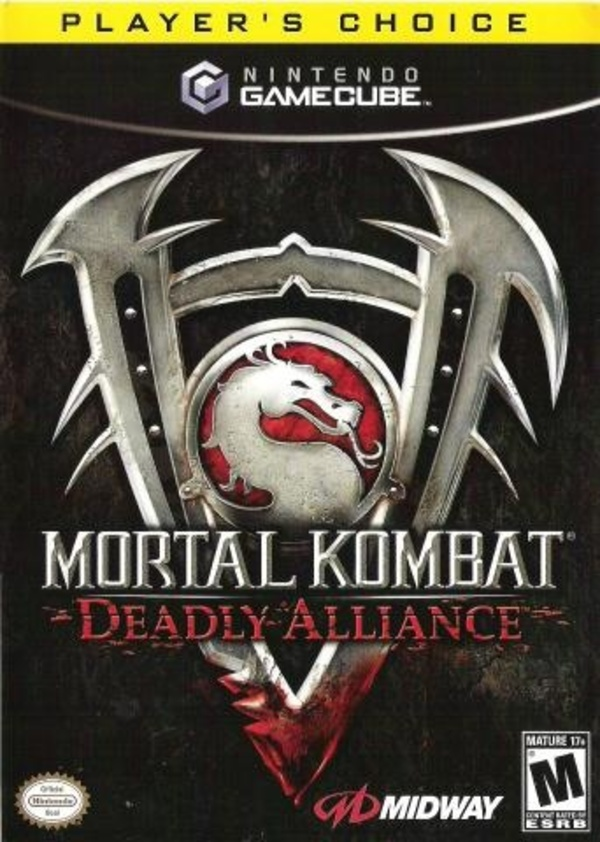 Cover zu Mortal Kombat: Deadly Alliance