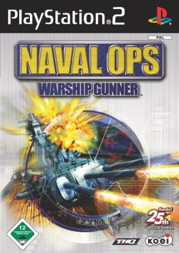 Cover zu Naval Ops: Warship Gunner