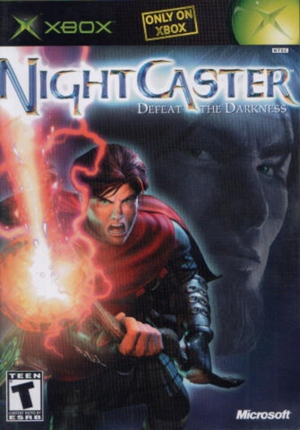 Cover zu Nightcaster: Defeat the Darkness