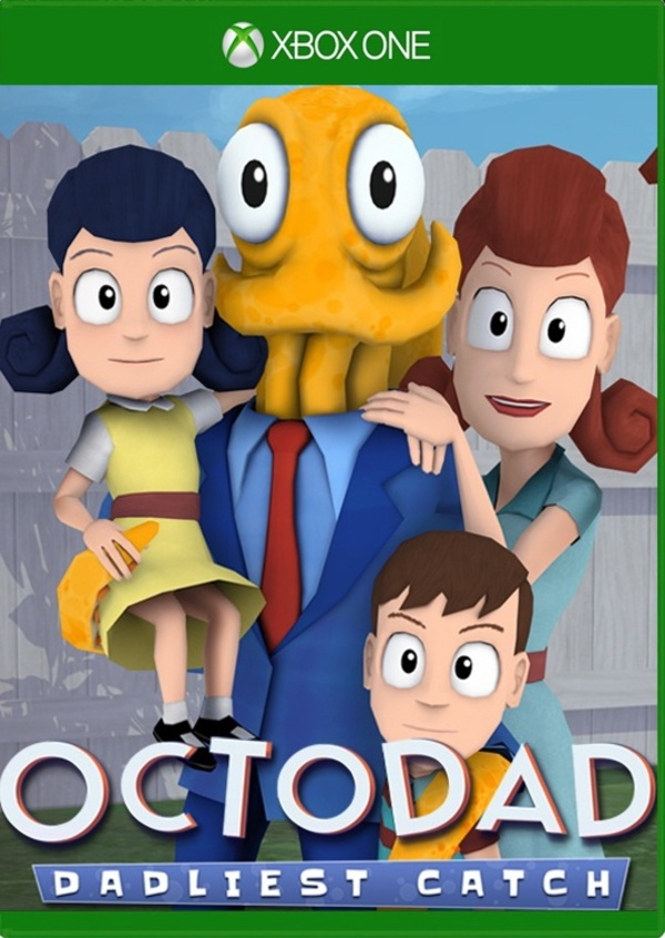 Cover zu Octodad: Dadliest Catch