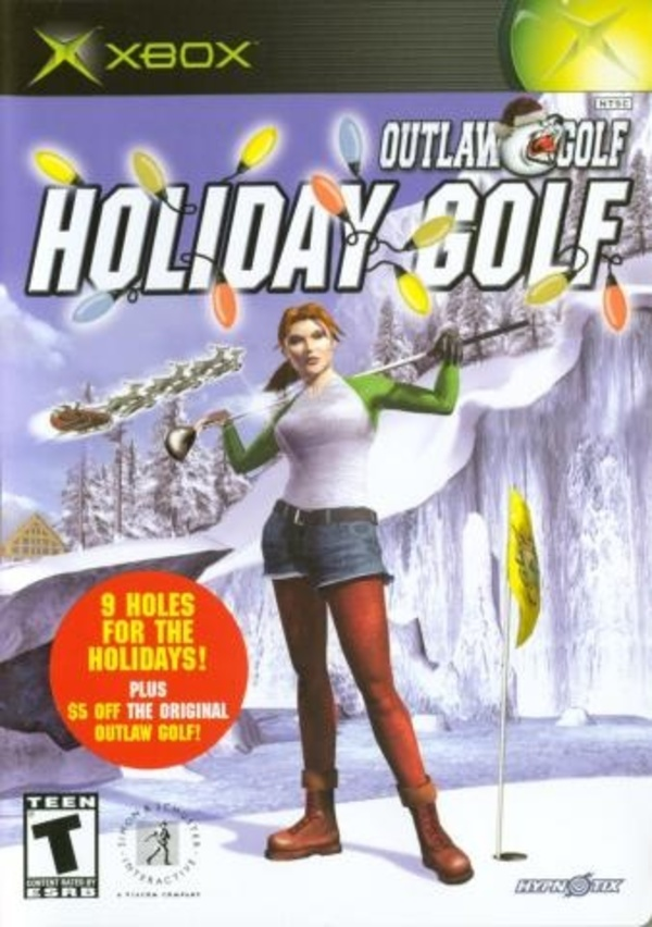 Cover zu Outlaw Golf: Holiday Golf