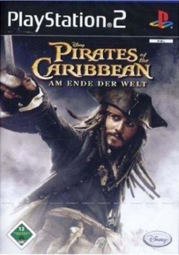 Cover zu Pirates of the Caribbean: Am Ende der Welt