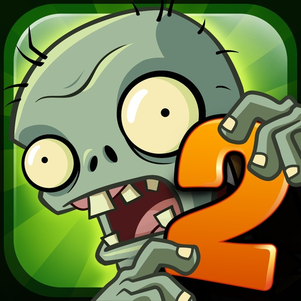 Cover zu Plants vs. Zombies 2: It's About Time