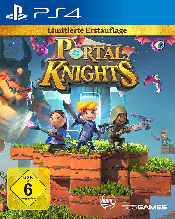 Cover zu Portal Knights