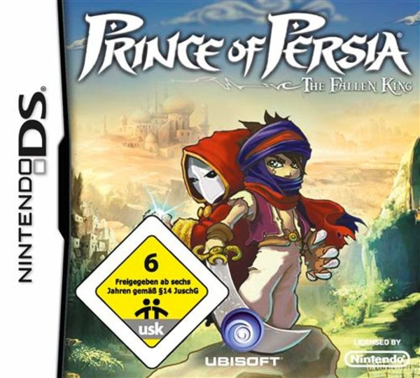 Cover zu Prince of Persia: The Fallen King