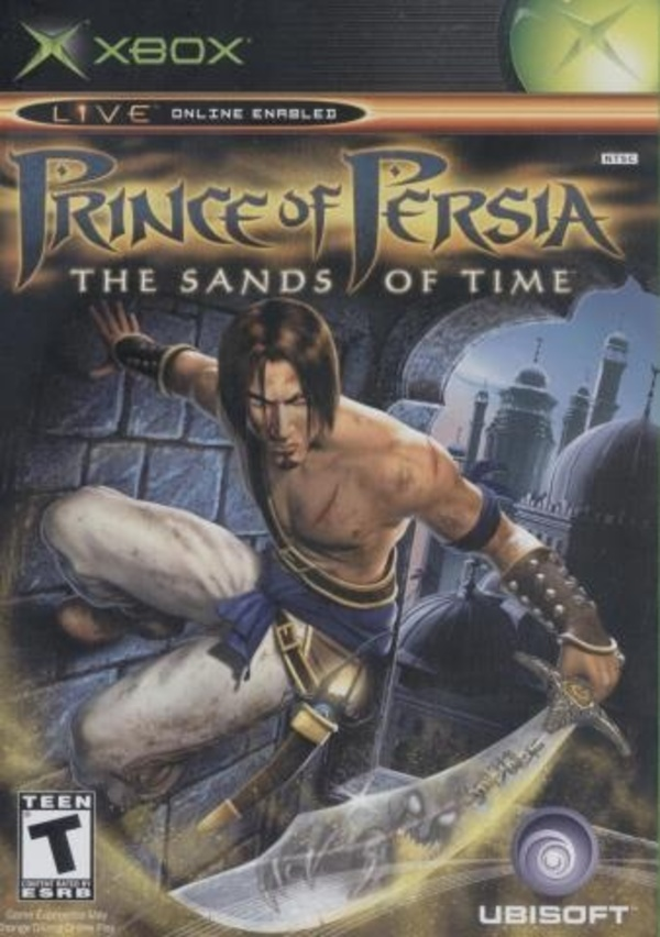 Cover zu Prince of Persia: The Sands of Time