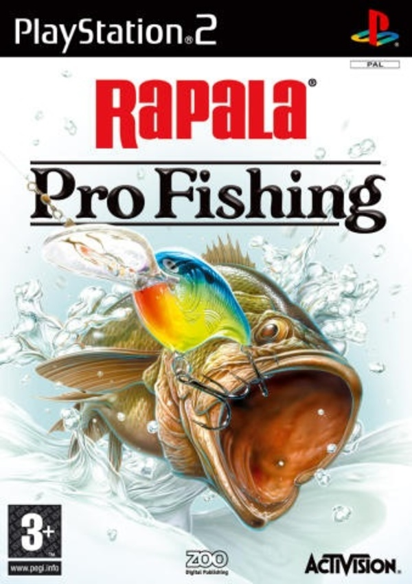 Cover zu Rapala Pro Fishing
