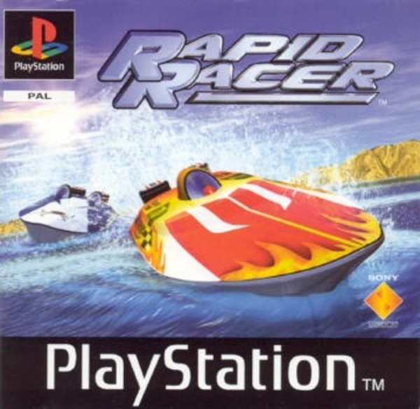 Cover zu Rapid Racer