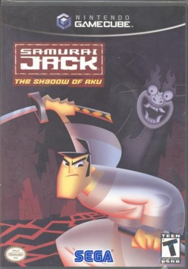 Cover zu Samurai Jack: The Shadow of Aku