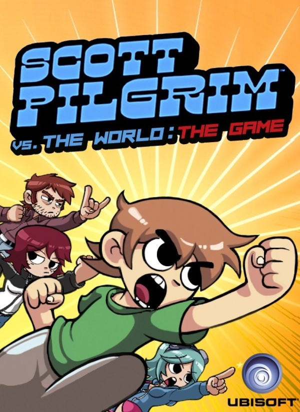 Cover zu Scott Pilgrim vs. the World: Das Spiel
