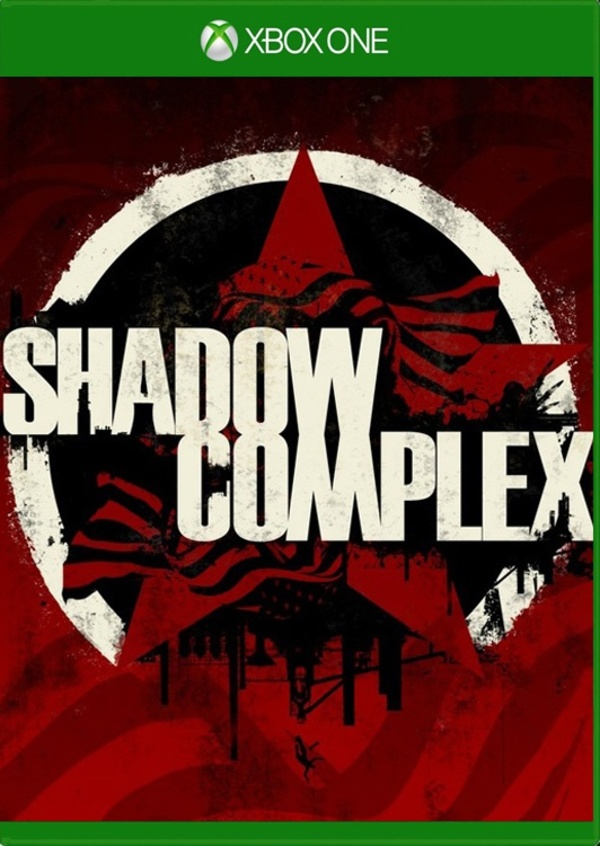 Cover zu Shadow Complex Remastered