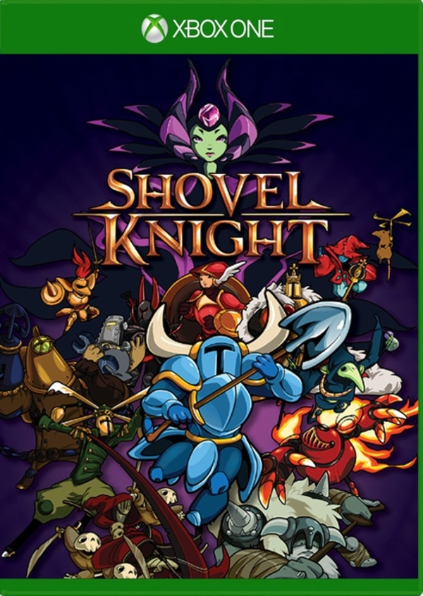 Cover zu Shovel Knight