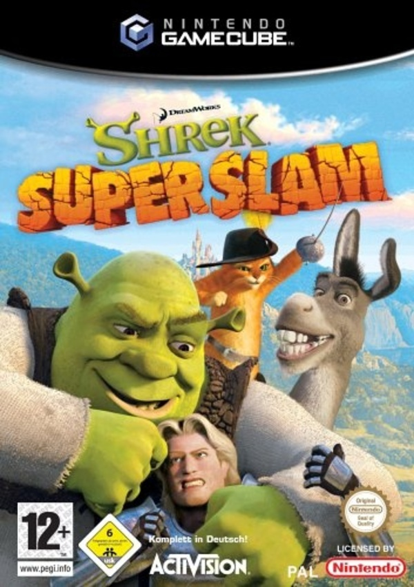 Cover zu Shrek Super Slam