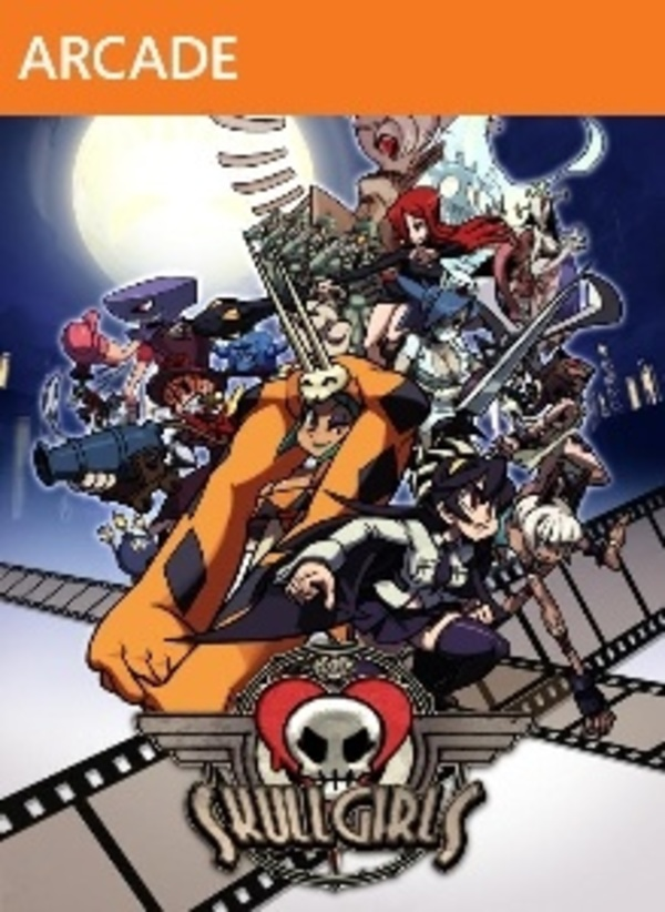Cover zu Skullgirls Encore