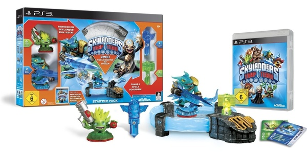 Cover zu Skylanders Trap Team