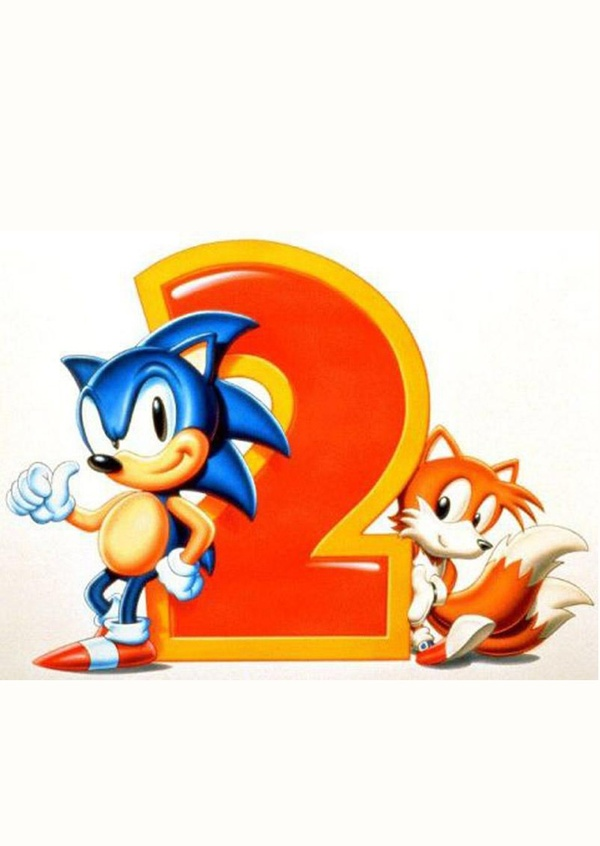 Cover zu Sonic the Hedgehog 2 (Mobile)
