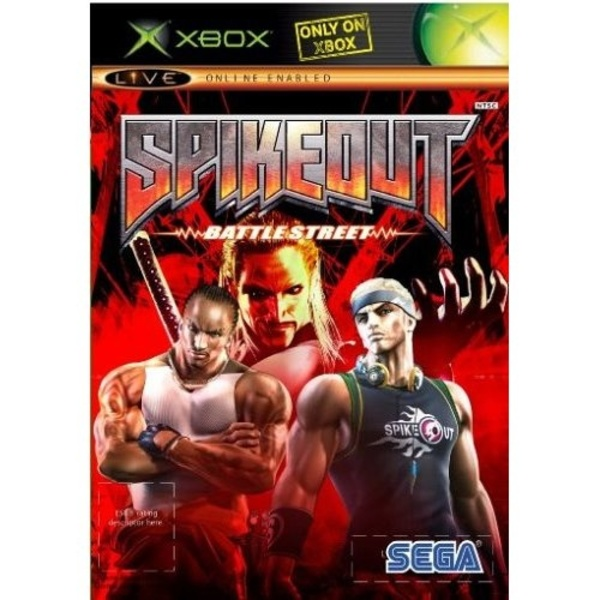 Cover zu Spikeout: Battle Street